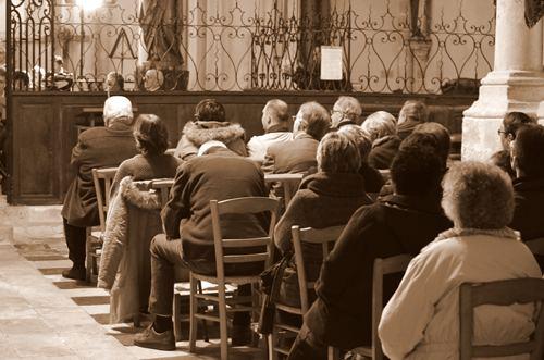 18Nov-16 : Concert de La Muroise à l'église