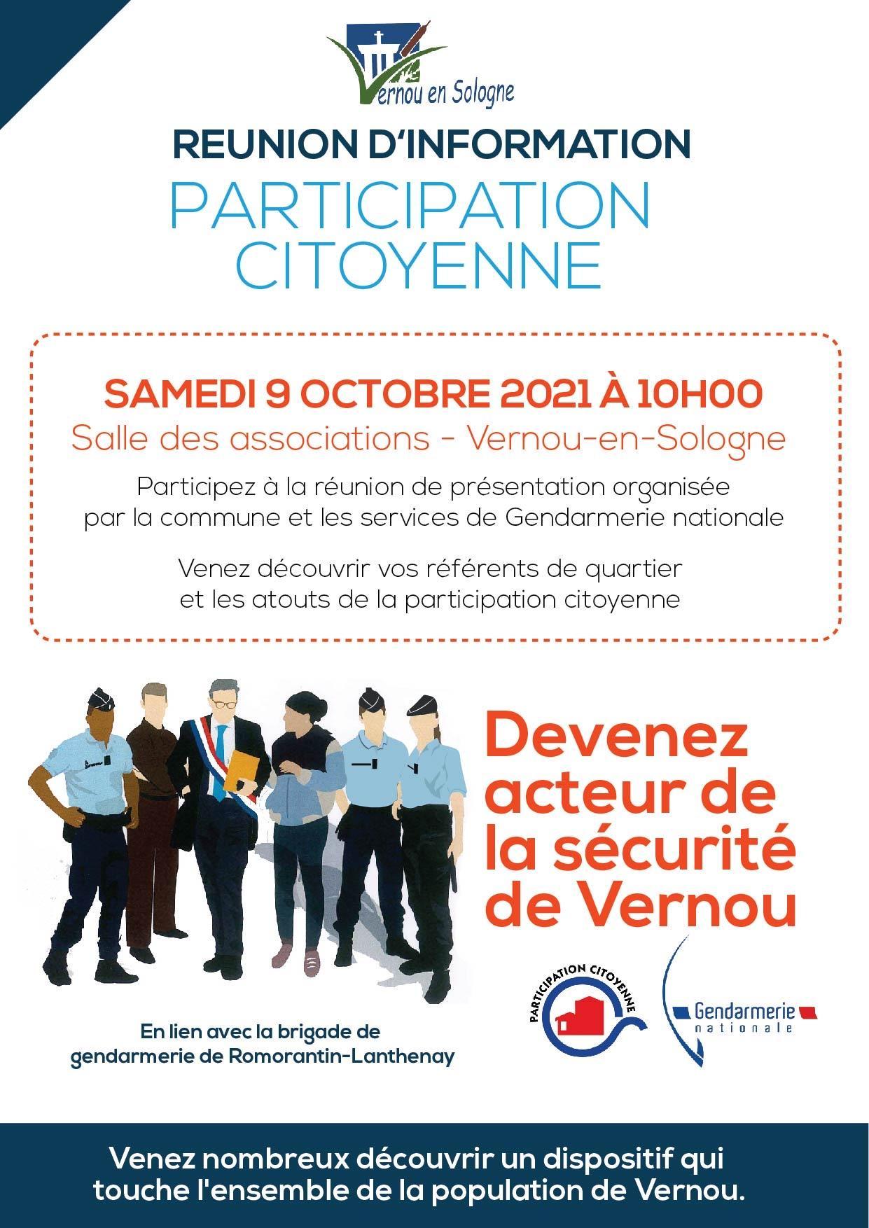 Participation Citoyenne